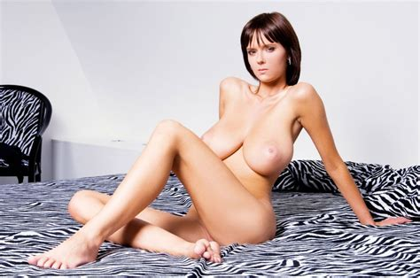 Goddess Karin Spolnikova With Big Naturals From Mc Nudes