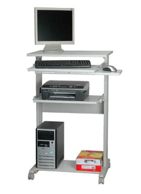 ordinateur bureau auchan meuble pour pc table de lit