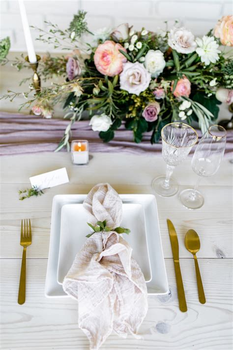 decor details gold mauve  blush pink wedding ryann