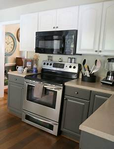 How Two Tone Cabinets Can Update Your Kitchen - The