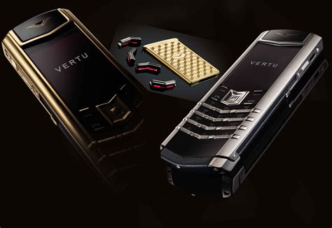 vertu luxury vertu the mobile phone for the filthy rich