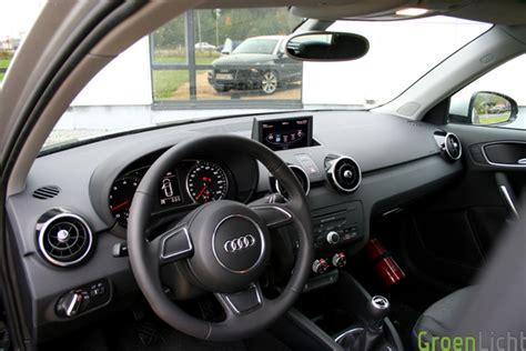   Rijtest: Audi A1 Sportback GroenLicht.be