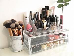 Boite Rangement Maquillage Ikea : mon rangement maquillage paris ch ri diary ~ Dailycaller-alerts.com Idées de Décoration