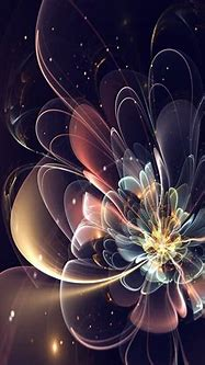 3d Abstract flower wallpaper by _Maahi__ - 1a - Free on ZEDGE™