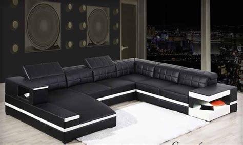 canape en u design canap 233 en u achat canape panoramique f 233 lice u lecoindesign
