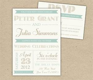 easy diy printable wedding invitations idea for free design With wedding invitations printing trinidad