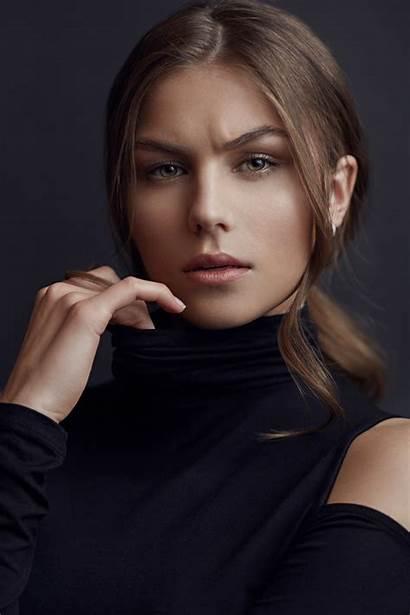 Portrait Face 500px Strauss Martin Woman Natalie