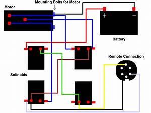 Warn 8274 Winch Wiring Diagram