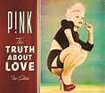 Win: Signed copy of Pink's 'The Truth About Love' - the ...