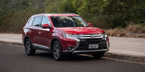 Reviews Of Mitsubishi Outlander by 2016 Mitsubishi Outlander Exceed Review Caradvice