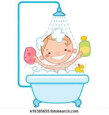 is it bad to take a shower everyday bath clipart for clipart panda free clipart images