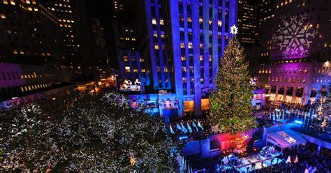 80th annual rockefeller center tree lighting