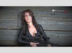 2014 June TacGirl Vanessa Tactical Girls Exclusive YouTube