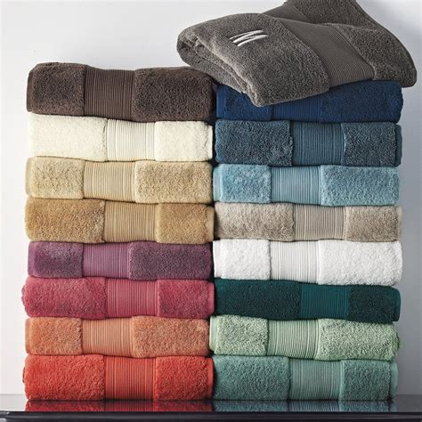 Legends® Regal Egyptian Cotton Towels  The Company Store