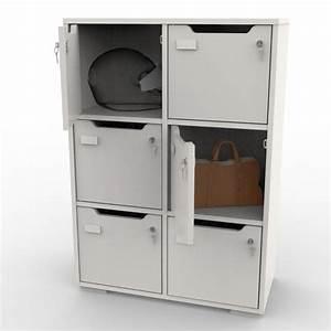 Casier De Vestiaire : caseo casier bois vestiaires collectifs pour ~ Edinachiropracticcenter.com Idées de Décoration
