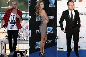 Max George + Nina Agdal Split as She Steps Out With ...