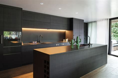 Led Lighting In Kitchen Cabinets by Recessed Led Lights Take In Kitchen Projects Builder