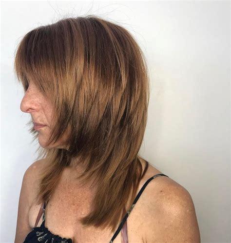 51 stunning medium length layered haircuts hairstyles