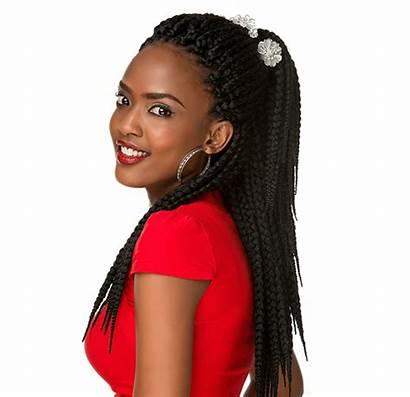 Crochet Braid Tatu Braids Hair Kenya Darling