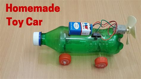 How To Make Electric Car by How To Make A Electric Car Motor Powered