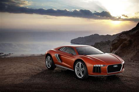 Stunning Audi Nanuk Quattro Concept Pumps 544 Hp From A