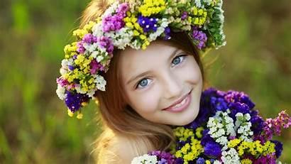 Smiley Wreath Flower Head Bouquet Colorful Having