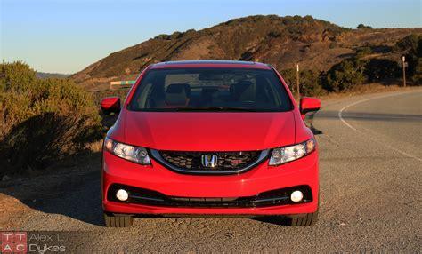 2015 Honda Civic Si Sedan Review