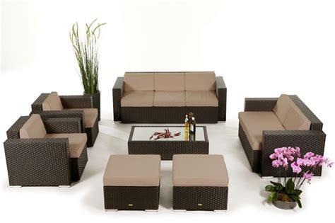 Lounge Gartenmoebel Guenstig by Rattan Gartenm 246 Bel Lounge G 252 Nstig Deutsche Dekor 2018