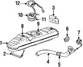 2004 ford focus headlight 2006 ford econoline fuel system and fuel tank components parts diagram auto parts diagrams