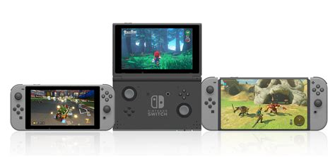 What The Nintendo Switch Xl, Mini And Clamshell Models