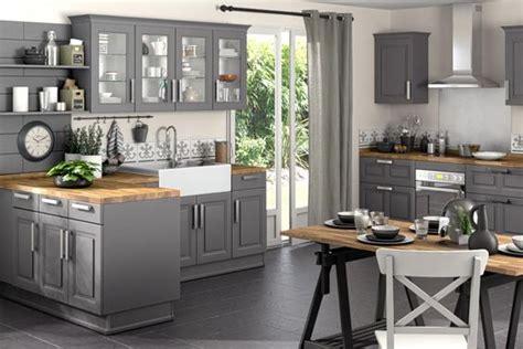 meuble de cuisine alinea cuisine bistrot 23 idées déco pour un style bistrot
