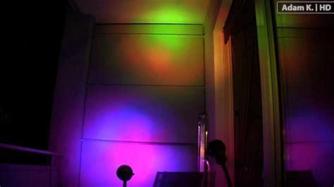 5 WATT GU10 LED Birne/Lampe/Light mit 16 Farben