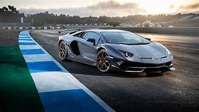 Lamborghini Aventador Svj 4k Wallpapers