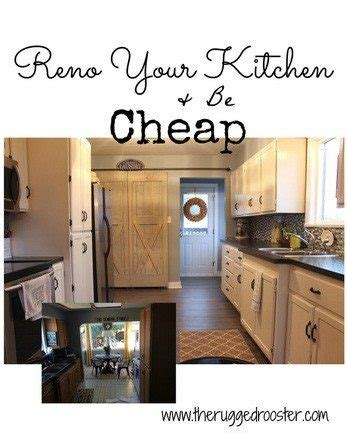reno depot kitchen cabinets renovate your kitchen for 500 00 step by step tutorial 4714