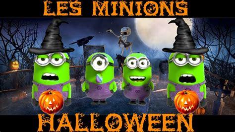 Les Minions Fêtent Halloween