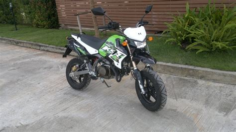 Review Kawasaki Ksr Pro by Big Review Experience By Real Owner Kawasaki Ksr 110