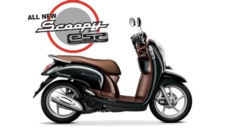 Spesifikasi Scoopy 2016 by Harga Second Scoopy 2015 Autos Post