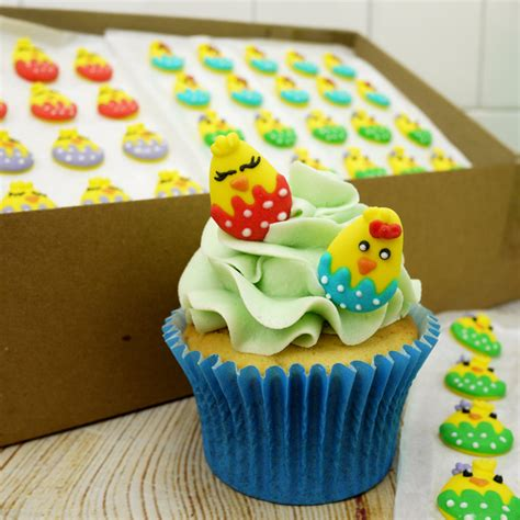 Decorating Ideas For Easter Cupcakes by Easter Cake Cupcake Decorations