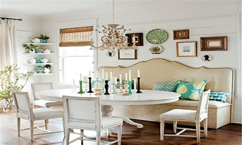 Dining Room Tables With Bench Seating, Banquette Dining