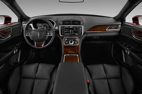 lincoln continental reviews  rating motor trend