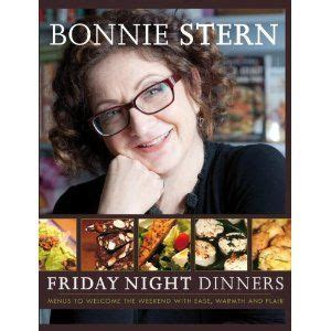 bonnie stern friday night dinners cookbook recipes