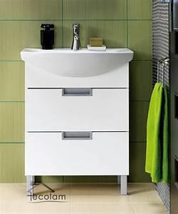 Waschbeckenunterschrank Hängend Mit Waschbecken : badm bel waschbecken 65 cm waschtisch ~ Bigdaddyawards.com Haus und Dekorationen