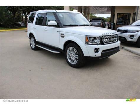 land rover lr4 white interior 2016 fuji white land rover lr4 hse lux 108755178
