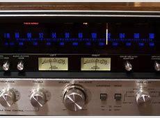Sansui Stereo Receiver Model 7070