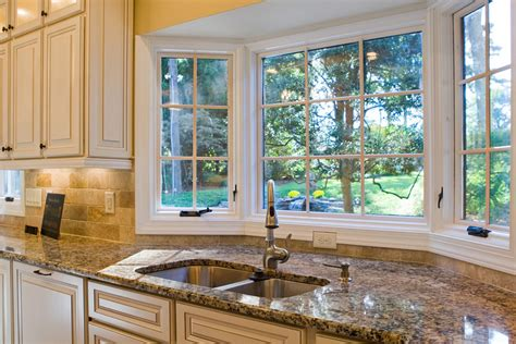 kitchen bay window ideas for kitchen windows stylish kitchen design kitchen