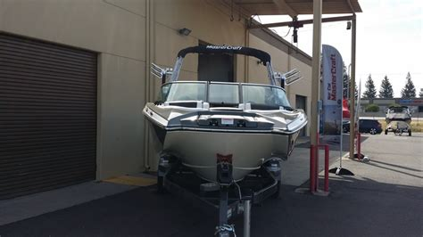 X46 Ski Boat by Mastercraft X46 Ski Boats New In Discovery Bay Ca Us