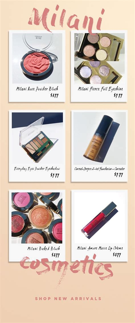 stay top trends makeup world milani