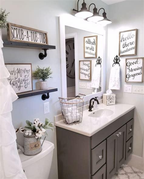 farm style bathroom farmhouse bathroom by blessed ranch farmhouse decor