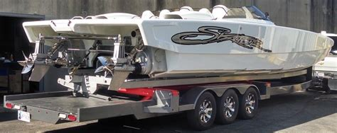 Catamaran Boat Trailer For Sale by 2013 American Tilt Catamaran Trailer In The Classifieds