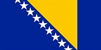 Flag of Bosnia and Herzegovina - Wikipedia